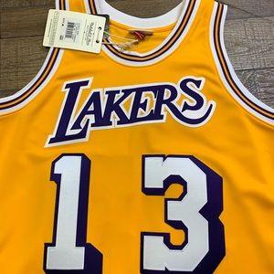 c4cabccf0b1 Mitchell   Ness Shirts - NWT Wilt Chamberlain Lakers Authentic NBA Jersey